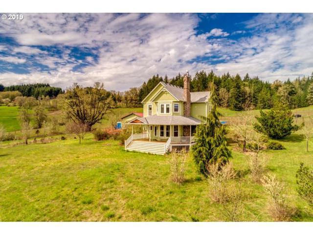 22085 Finn Rd, Sheridan, OR 97378 (MLS #19179963) :: Matin Real Estate Group