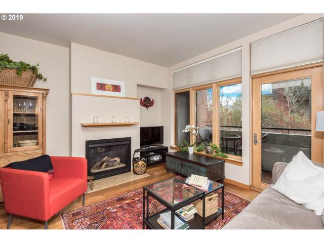 1030 NW Johnson St #217, Portland, OR 97209 (MLS #19181555) :: McKillion Real Estate Group