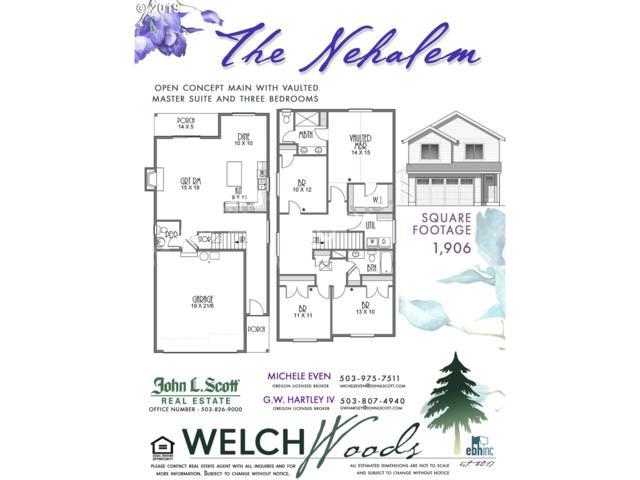 2736 SE Acacia Pl, Gresham, OR 97080 (MLS #19183290) :: Matin Real Estate Group