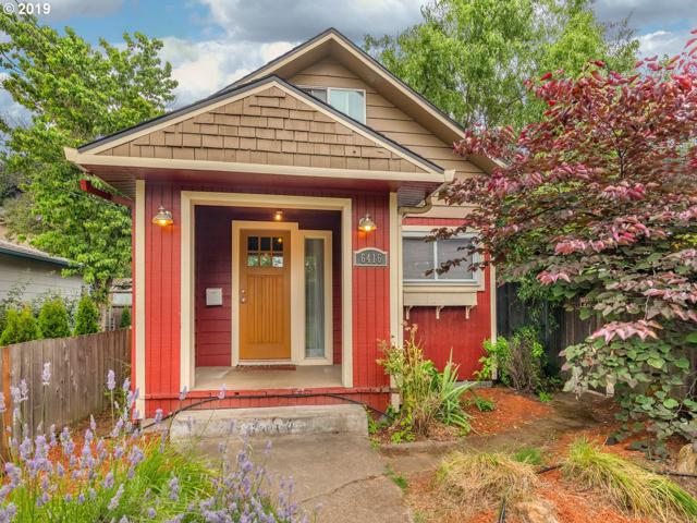 6416 SE 96TH Ave, Portland, OR 97266 (MLS #19183328) :: Brantley Christianson Real Estate