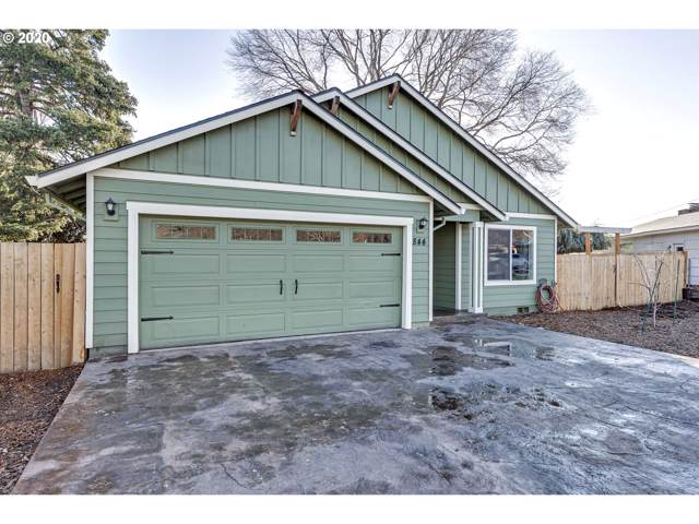 844 Cascade St, The Dalles, OR 97058 (MLS #19183630) :: McKillion Real Estate Group