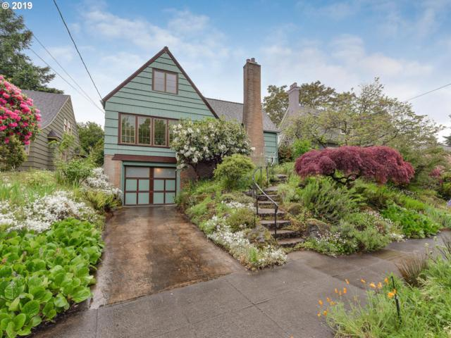 3734 NE Alameda St, Portland, OR 97212 (MLS #19184581) :: The Sadle Home Selling Team