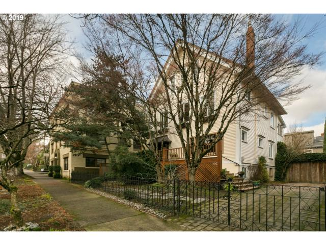 2337 NW Marshall St, Portland, OR 97210 (MLS #19185927) :: Next Home Realty Connection