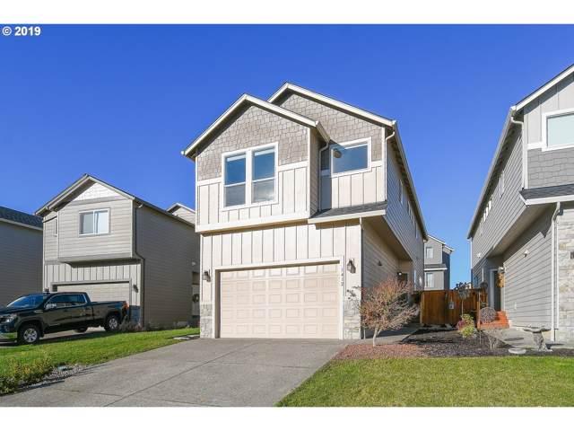 1412 NE 170TH Cir, Ridgefield, WA 98642 (MLS #19186103) :: Next Home Realty Connection