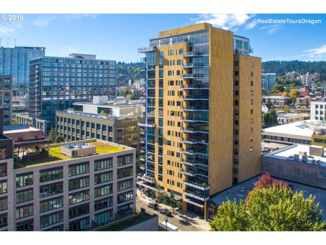 311 NW 12TH Ave #302, Portland, OR 97209 (MLS #19186593) :: The Liu Group