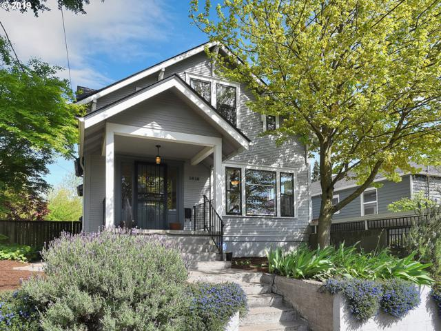 5818 N Concord Ave, Portland, OR 97217 (MLS #19187310) :: Townsend Jarvis Group Real Estate