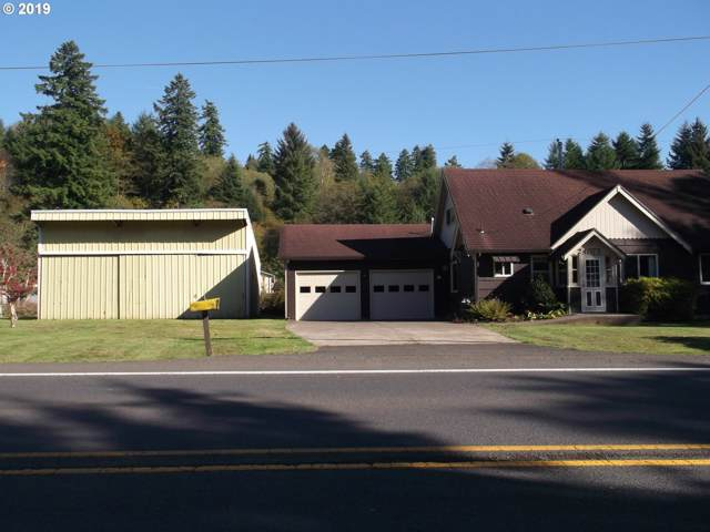 24075 S Hwy 101 S, Cloverdale, OR 97112 (MLS #19187726) :: Song Real Estate