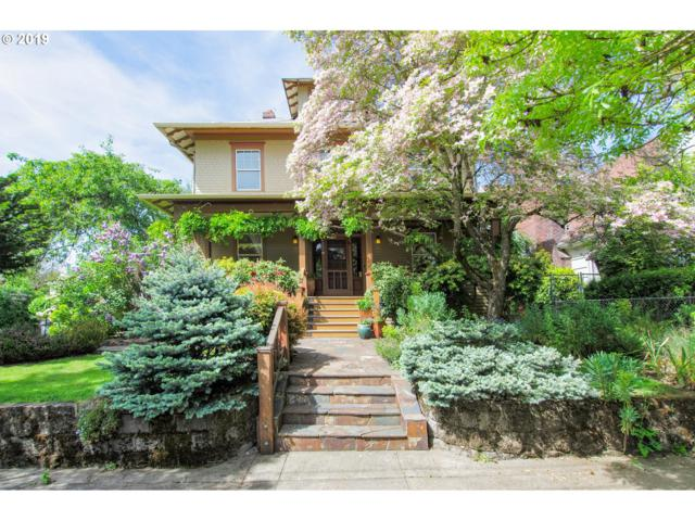5733 SE Taylor St, Portland, OR 97215 (MLS #19188794) :: Townsend Jarvis Group Real Estate