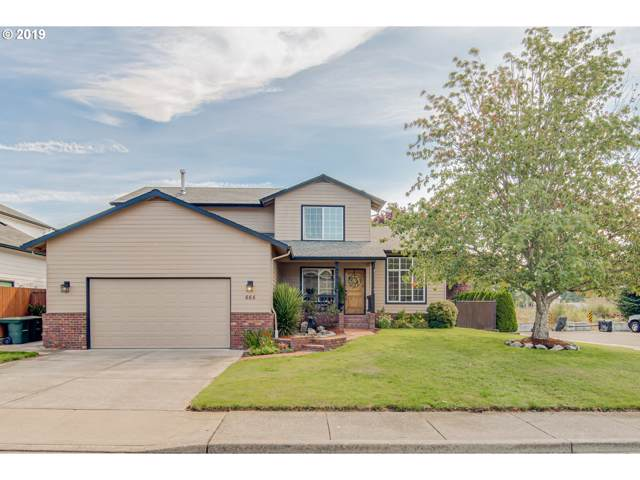 665 Embassy Loop, Woodland, WA 98674 (MLS #19189280) :: Fox Real Estate Group