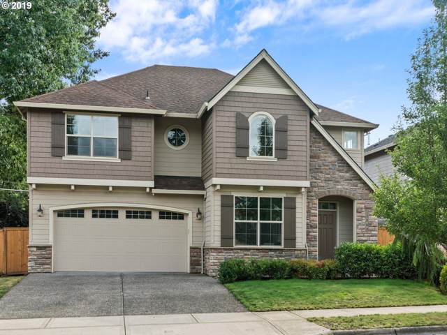 13962 SW Ronald Ct, Beaverton, OR 97006 (MLS #19189536) :: Change Realty