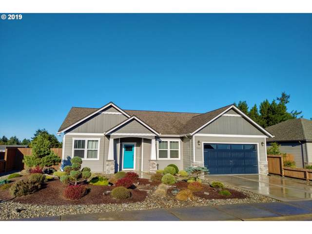 1960 Roosevelt St, North Bend, OR 97459 (MLS #19190074) :: Townsend Jarvis Group Real Estate