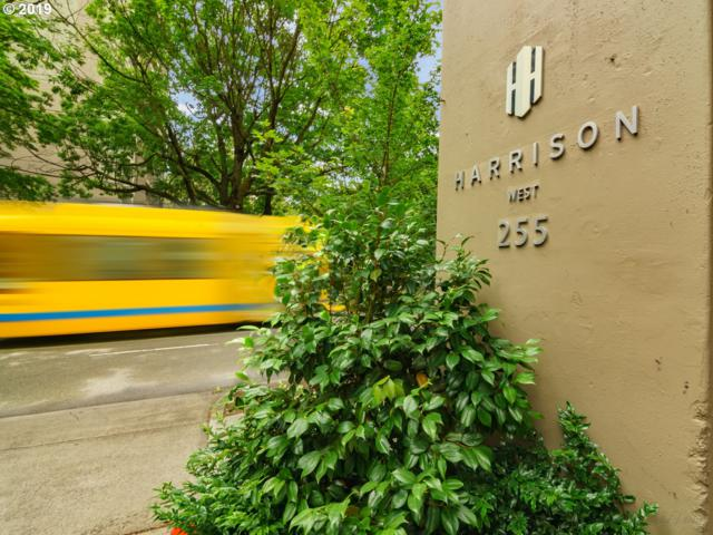 255 SW Harrison St 8B, Portland, OR 97201 (MLS #19190185) :: McKillion Real Estate Group