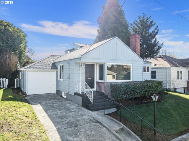 5514 NE Couch St, Portland, OR 97213 (MLS #19190394) :: McKillion Real Estate Group