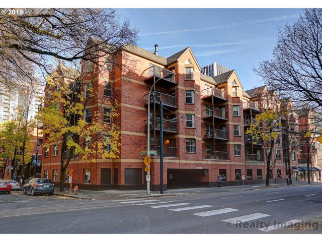 1500 SW Park Ave #207, Portland, OR 97201 (MLS #19191336) :: R&R Properties of Eugene LLC