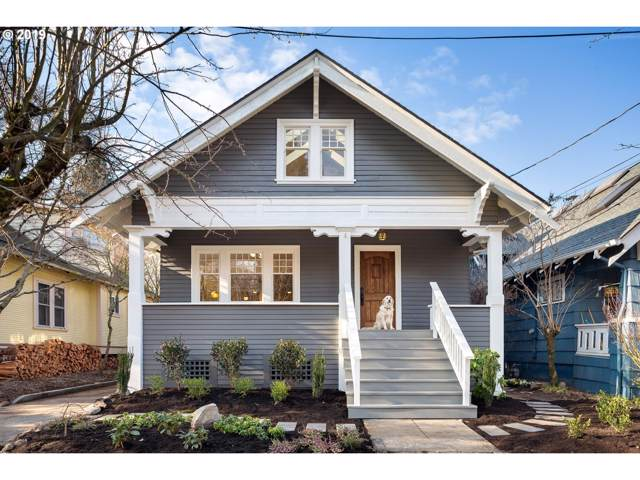 2539 SE 34TH Ave, Portland, OR 97202 (MLS #19192059) :: Next Home Realty Connection