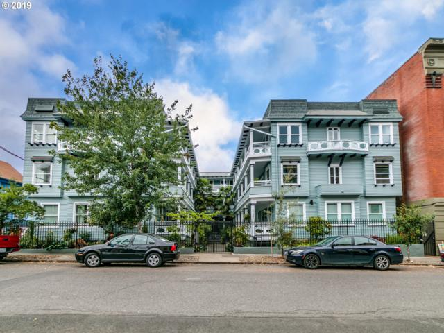 2127 NW Irving St #307, Portland, OR 97210 (MLS #19192478) :: Matin Real Estate Group