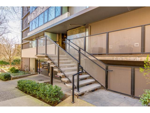 2020 SW Main St #801, Portland, OR 97205 (MLS #19192501) :: McKillion Real Estate Group