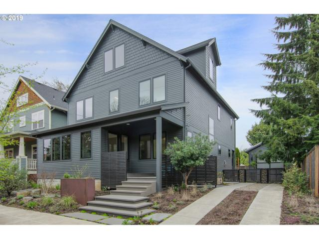 3419 SE Woodward St, Portland, OR 97202 (MLS #19192932) :: The Sadle Home Selling Team