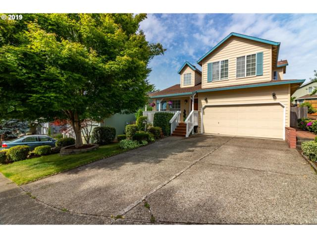 5455 NW 180TH Pl, Portland, OR 97229 (MLS #19194888) :: Change Realty