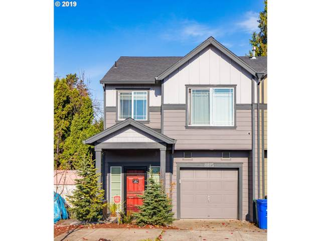 8815 NE Wasco St, Portland, OR 97220 (MLS #19195008) :: Townsend Jarvis Group Real Estate