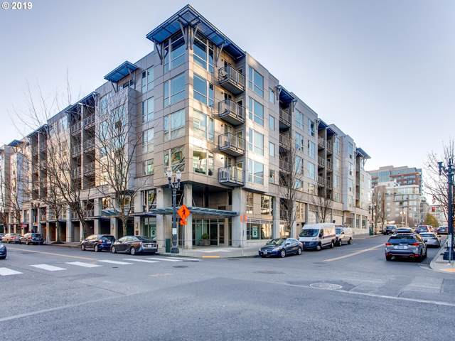 1125 NW 9TH Ave #420, Portland, OR 97209 (MLS #19195705) :: Premiere Property Group LLC