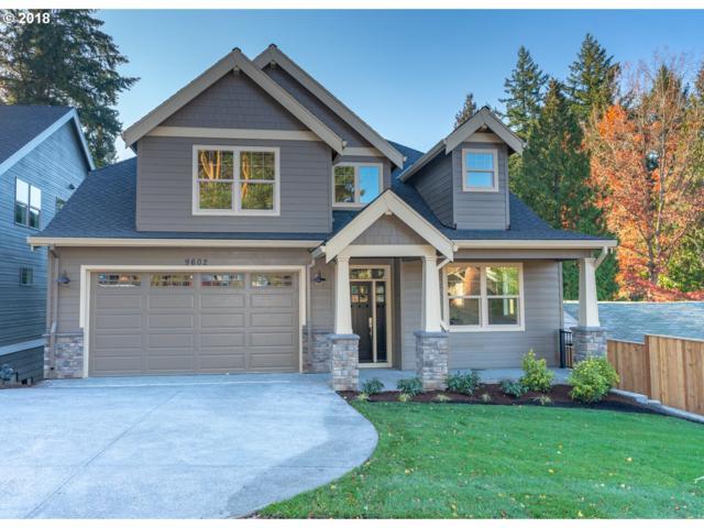 9602 SW Taylor St, Portland, OR 97210 (MLS #19196132) :: Homehelper Consultants