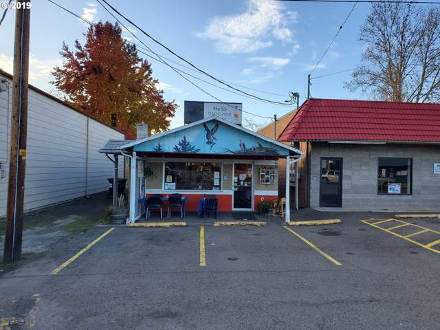 273 SW Main, Winston, OR 97496 (MLS #19196224) :: McKillion Real Estate Group