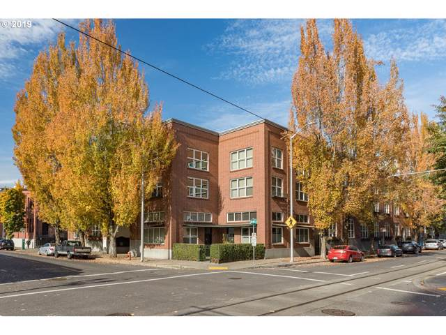 1009 NW Hoyt St #206, Portland, OR 97209 (MLS #19196721) :: Next Home Realty Connection