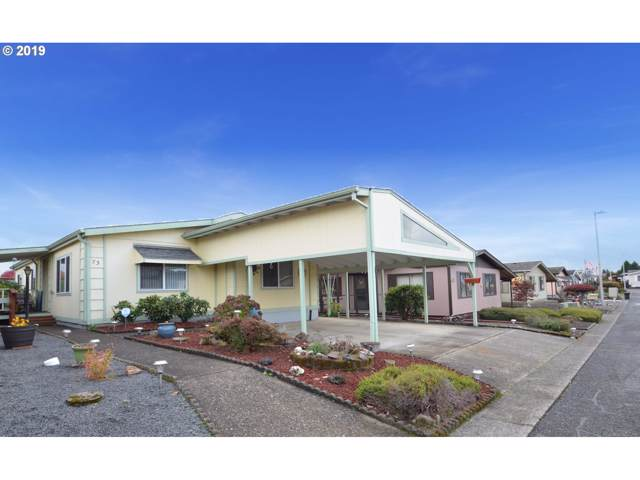 507 NE 99TH St #73, Vancouver, WA 98665 (MLS #19197191) :: Next Home Realty Connection
