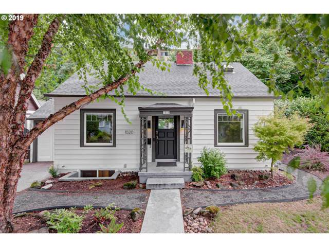 1020 NE 67TH Ave, Portland, OR 97213 (MLS #19197398) :: Homehelper Consultants