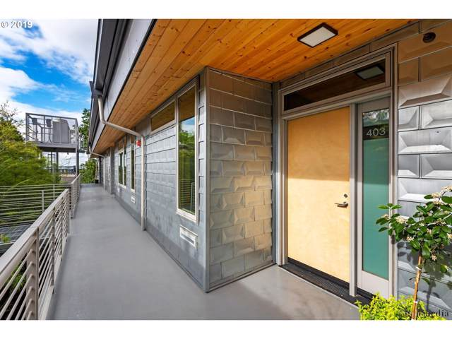 4216 N Mississippi Ave #403, Portland, OR 97217 (MLS #19197563) :: Piece of PDX Team