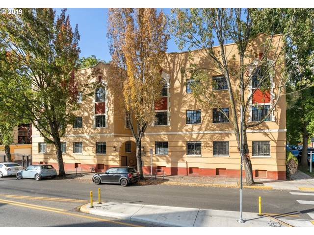 2829 SE Belmont St #205, Portland, OR 97214 (MLS #19197620) :: Next Home Realty Connection