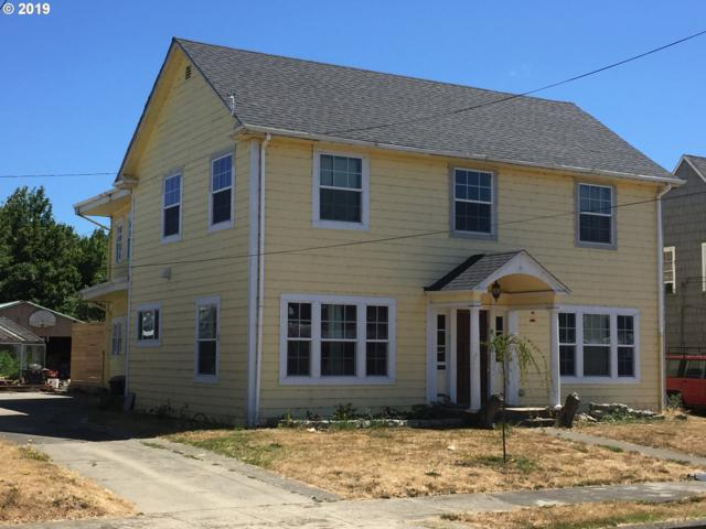 821 6TH, Myrtle Point, OR 97458 (MLS #19197686) :: Townsend Jarvis Group Real Estate