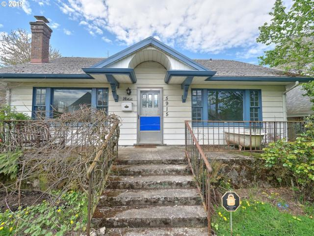 5915 N Moore Ave, Portland, OR 97217 (MLS #19198559) :: Song Real Estate
