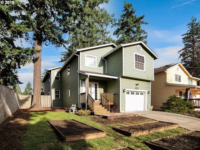13058 SE Grant St, Portland, OR 97233 (MLS #19198636) :: Next Home Realty Connection