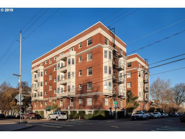 2083 NW Johnson St #66, Portland, OR 97209 (MLS #19199514) :: Holdhusen Real Estate Group