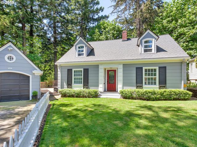 7601 SW Brier Pl, Portland, OR 97219 (MLS #19200289) :: Fox Real Estate Group