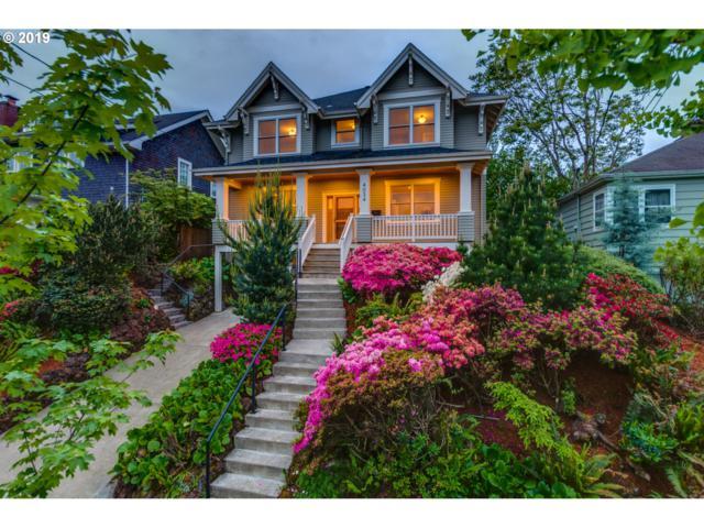 4034 NE Hazelfern Pl, Portland, OR 97232 (MLS #19200450) :: The Sadle Home Selling Team