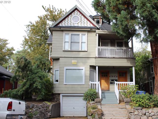 545 NE Graham St, Portland, OR 97212 (MLS #19201045) :: Townsend Jarvis Group Real Estate