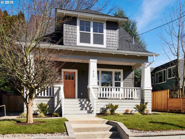 516 SE 28TH Ave, Portland, OR 97214 (MLS #19201670) :: Fox Real Estate Group