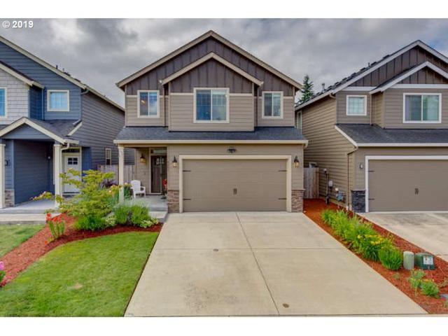 4601 NE 93RD St, Vancouver, WA 98665 (MLS #19205333) :: McKillion Real Estate Group