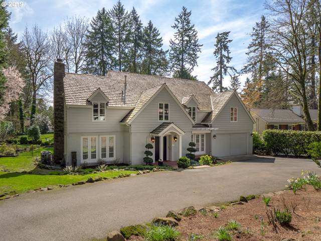 163 Iron Mountain Blvd, Lake Oswego, OR 97034 (MLS #19205426) :: Skoro International Real Estate Group LLC