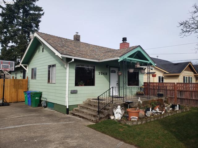 7649 SE Ogden St, Portland, OR 97206 (MLS #19205728) :: Gregory Home Team   Keller Williams Realty Mid-Willamette