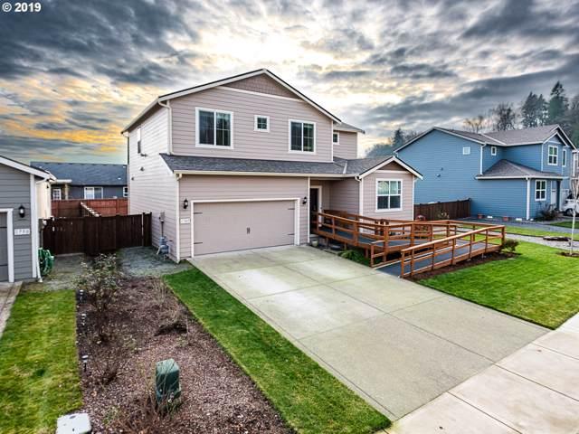 1740 Chinook Ave, Woodland, WA 98674 (MLS #19206532) :: Premiere Property Group LLC