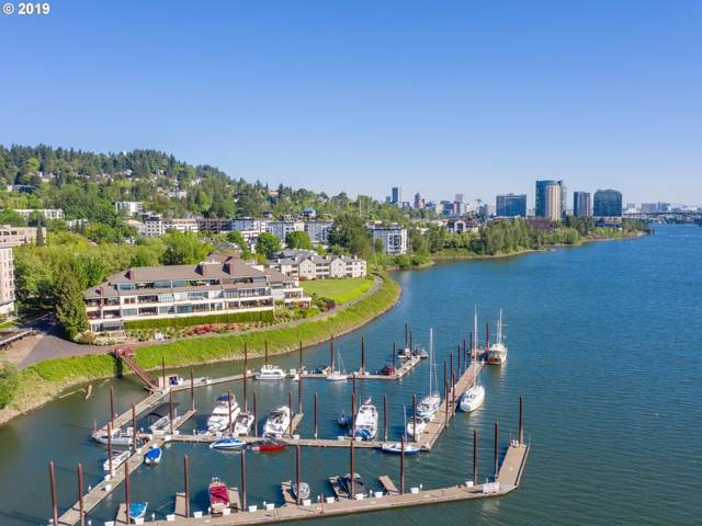 5270 SW Landing Dr, Portland, OR 97239 (MLS #19206697) :: The Liu Group