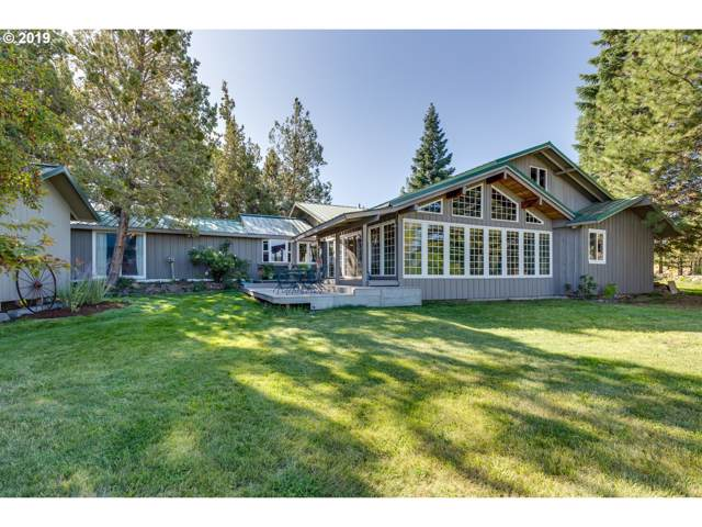 22350 Hwy 20, Bend, OR 97701 (MLS #19209799) :: Team Zebrowski