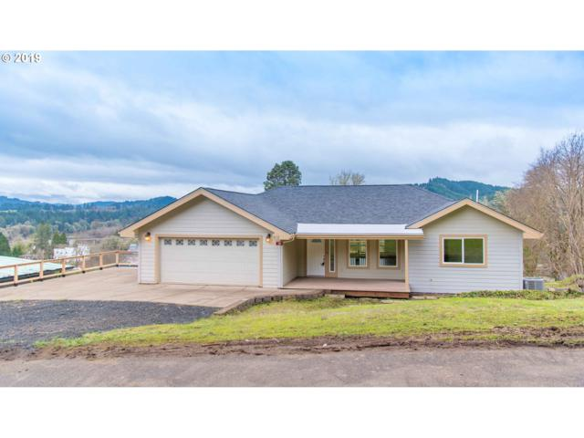 612 D St, Elkton, OR 97436 (MLS #19210125) :: Townsend Jarvis Group Real Estate
