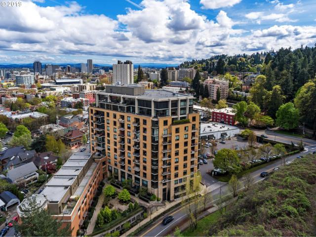 2351 NW Westover Rd #1303, Portland, OR 97210 (MLS #19210560) :: McKillion Real Estate Group
