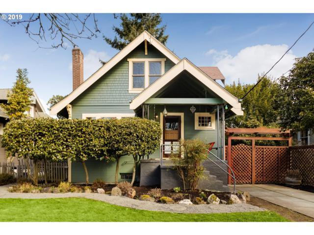 4005 SE Grant Ct, Portland, OR 97214 (MLS #19210887) :: Portland Lifestyle Team
