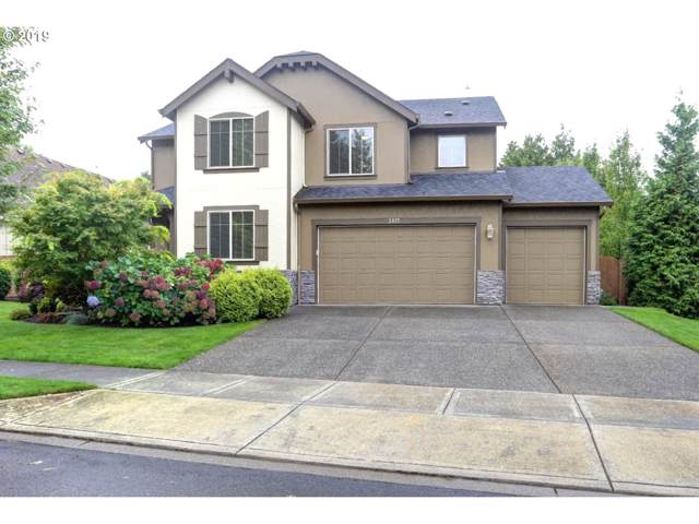 2815 NW Hill St, Camas, WA 98607 (MLS #19211113) :: R&R Properties of Eugene LLC